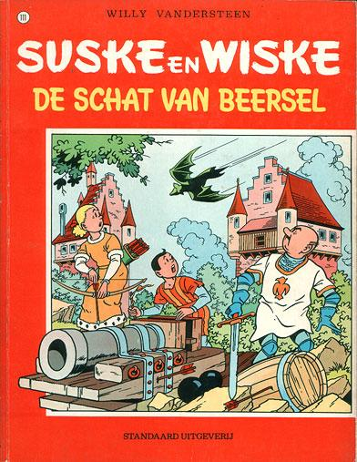 Suske en Wiske 111 De schat van Beersel