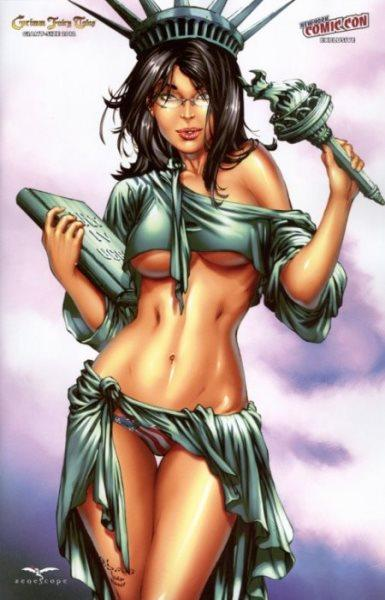 Grimm Fairy Tales Giant Size 3 Giant Size 2012