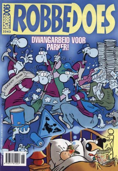 Robbedoes - Weekblad 2002 (jaargang 65) 3342 Nummer 18