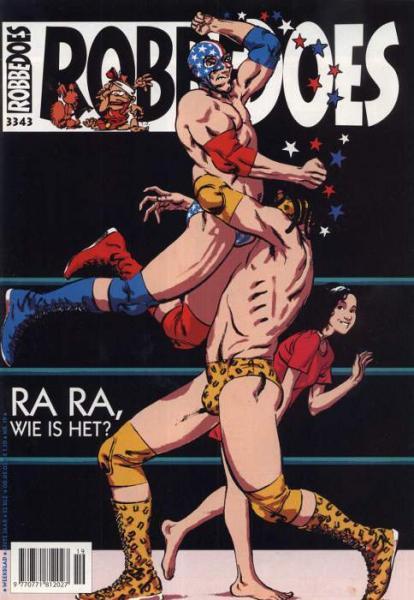 Robbedoes - Weekblad 2002 (jaargang 65) 3343 Nummer 19