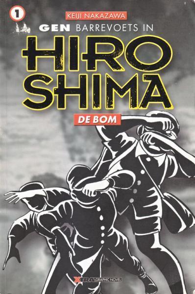 Gen Barrevoets in Hiroshima