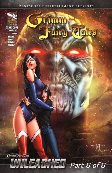 Grimm Fairy Tales Giant Size 4 Giant Size 2013: Unleashed, Part 6