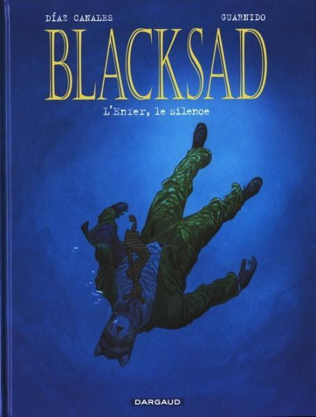 Blacksad 4 Enfer, le silence