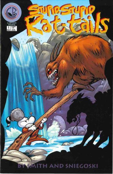 Stupid, stupid rat tails 1 Issue #1