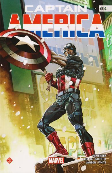 Captain America (Standaard) 4