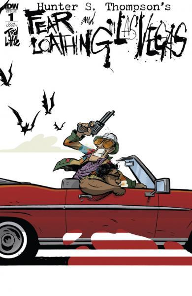 Fear and Loathing in Las Vegas (IDW) 1 Issue #1