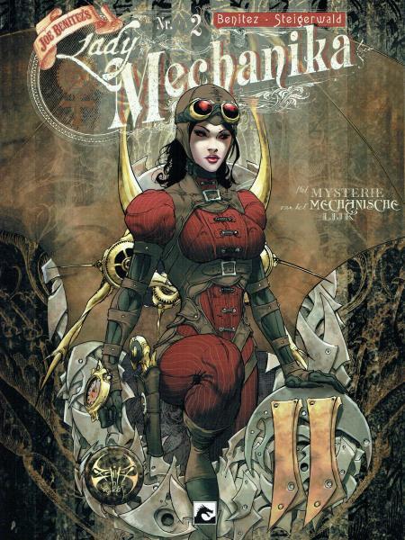 Lady Mechanika (Dark Dragon Books) 1, 2