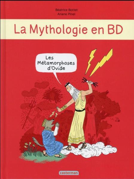 La mythologie en BD 7 Les métamorphoses d'Ovide