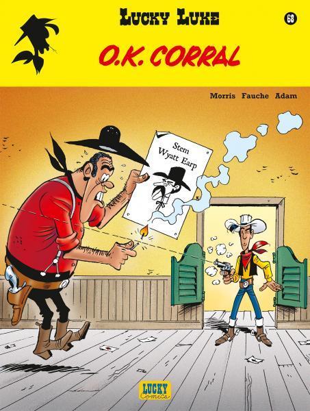 Lucky Luke (Lucky Comics, hernummering) 68