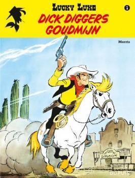 Lucky Luke (Lucky Comics, hernummering) 1