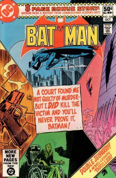 batman temp - te verplaatsen naar hoofdreeks 328 Double Jeopardy