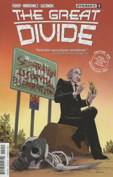 The Great Divide 2 Issue #2