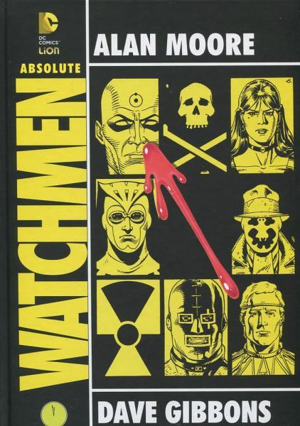 Absolute Watchmen (Lion) 1