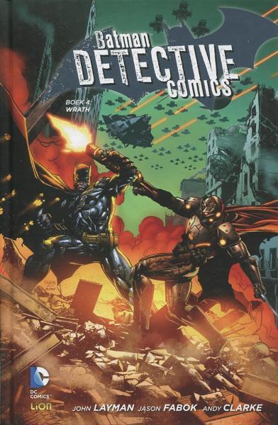 Batman - Detective Comics (Lion) 4