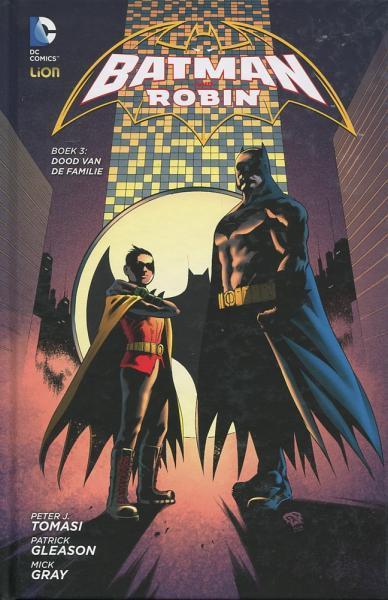 Batman & Robin (Lion) 3