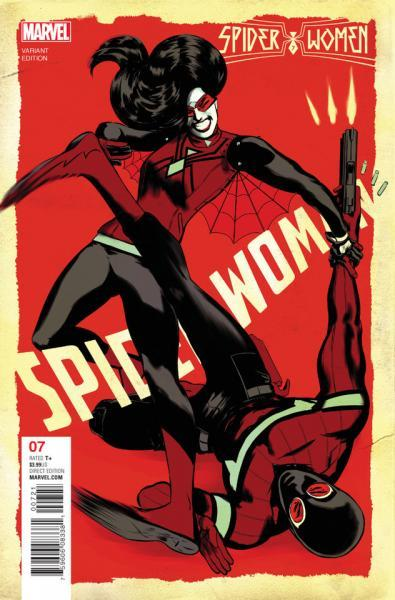 Spider-Woman E7 Issue #7