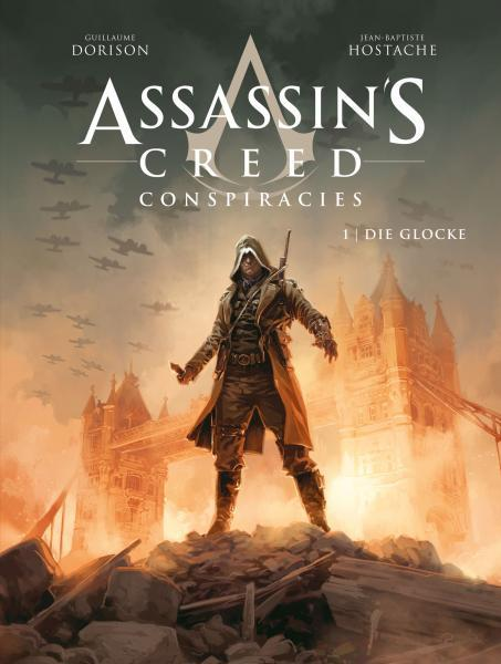 Assassin's Creed: Conspirations 1 Die glocke