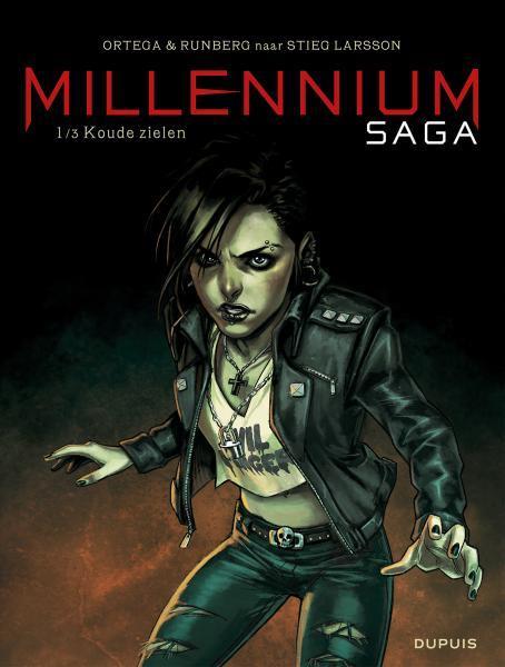 Millennium saga 1 Koude zielen