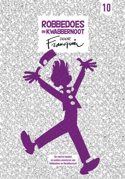 Robbedoes en Kwabbernoot door Franquin 10 Deel 10