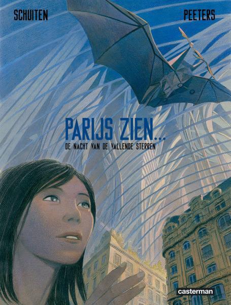 Parijs zien... 2 De nacht van de vallende sterren