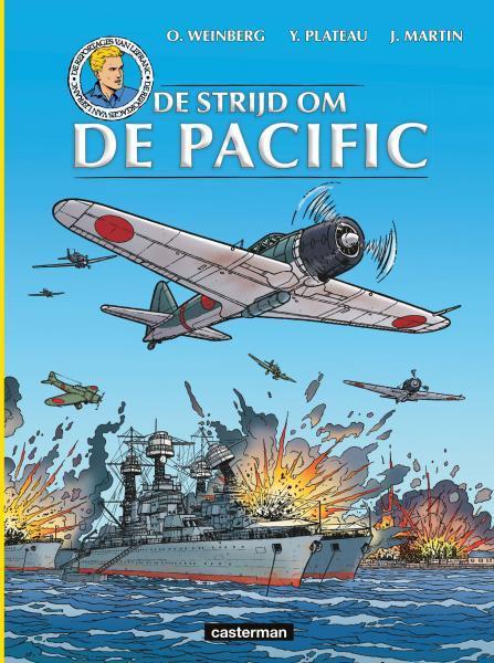 De reizen van Lefranc 8 De strijd om de Pacific