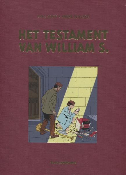 Blake en Mortimer 24 Het testament van William S.