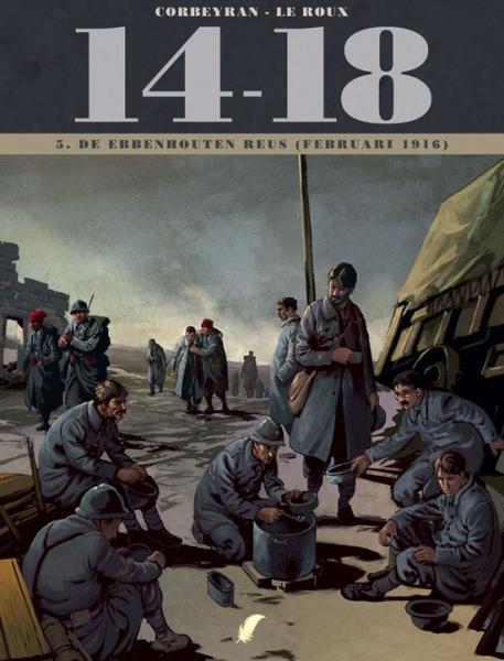 14-18 5 De ebbenhouten reus (Februari 1916)