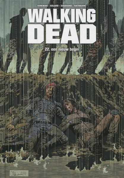 Walking Dead (Silvester) 22 Een nieuw begin