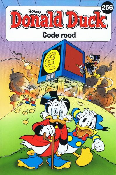 Donald Duck pocket (3e reeks) 256 Code rood