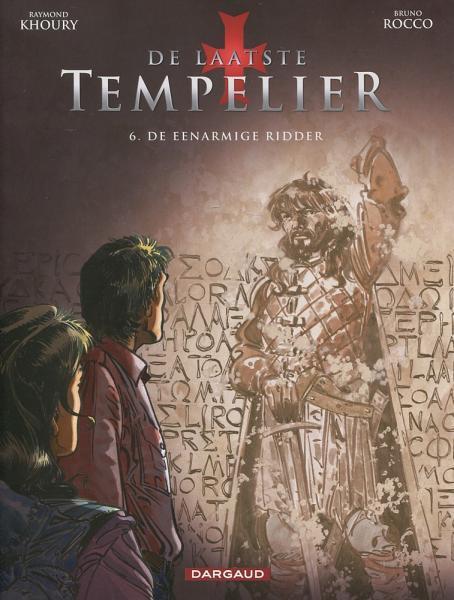 De laatste tempelier 6 De eenarmige ridder