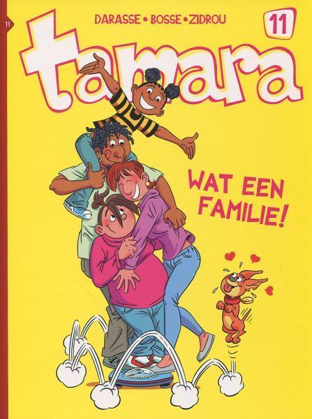 Tamara 11 Wat een familie!