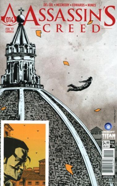Assassin's Creed (Titan Comics) 14 Homecoming, Part 4