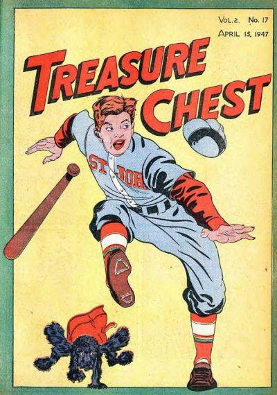 Treasure Chest of Fun and Fact, Vol. 2 17 Issue #17