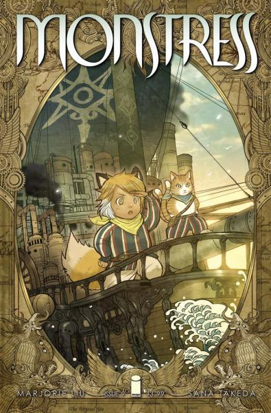 Monstress 9 Issue #9