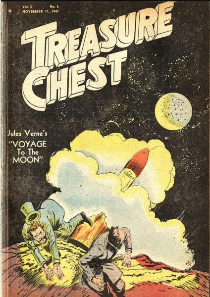 Treasure Chest of Fun and Fact, Vol. 3 6 Issue #6
