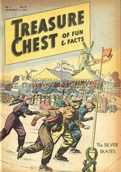Treasure Chest of Fun and Fact, Vol. 3 10 Issue #10