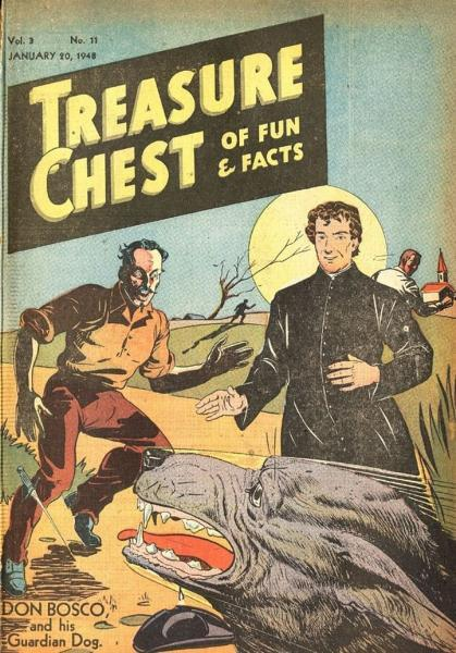 Treasure Chest of Fun and Fact, Vol. 3 11 Issue #11