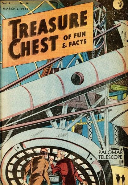 Treasure Chest of Fun and Fact, Vol. 3 14 Issue #14