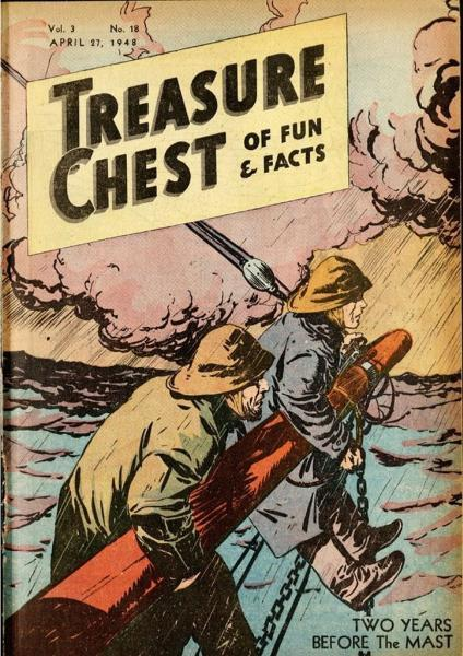 Treasure Chest of Fun and Fact, Vol. 3 18 Issue #18