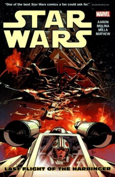 Star Wars (Marvel) INT A4 The Last Flight of the Harbinger