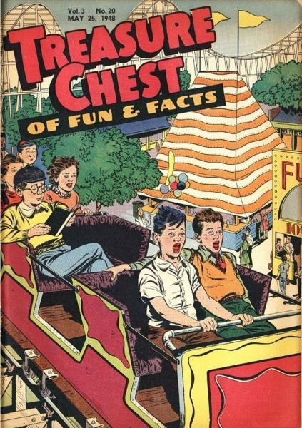 Treasure Chest of Fun and Fact, Vol. 3 20 Issue #20