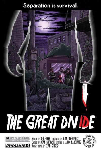 The Great Divide 4 Issue #4