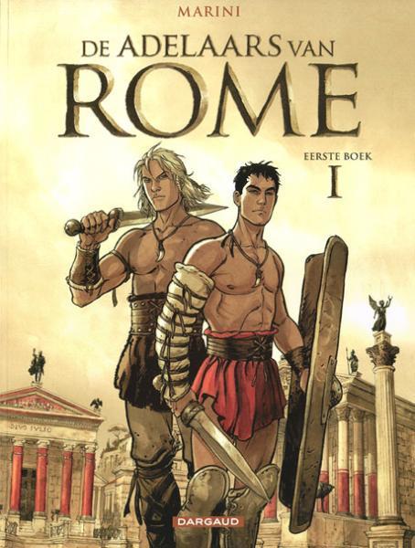 De adelaars van Rome 1 Eerste boek