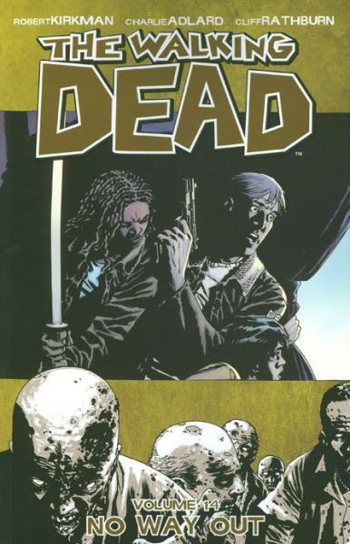The Walking Dead INT 14 No Way Out