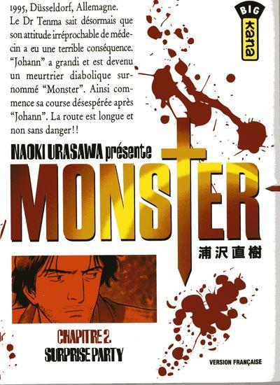Monster (Urasawa) 2 Surprise party