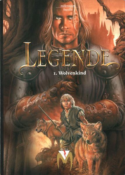 Legende 1 Wolvenkind