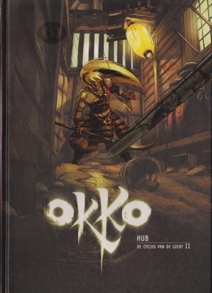 Okko 6 De cyclus van de lucht, Deel 2