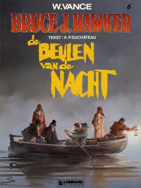 Bruce J. Hawker 6 De beulen van de nacht