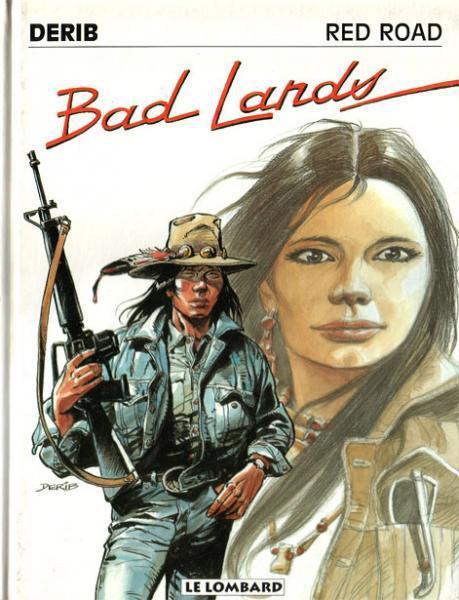 Red Road 3 Bad Lands
