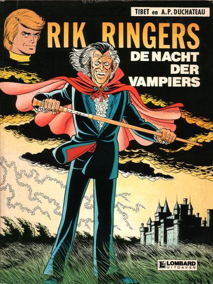 Rik Ringers 34 De nacht der vampiers